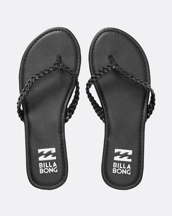 0 Beach Braid Sandal Black JFOTNBBE Billabong