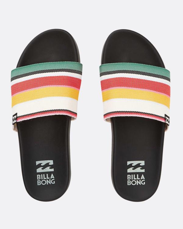 0 Surf Retreat Slide Sandals  JFOTTBSR Billabong