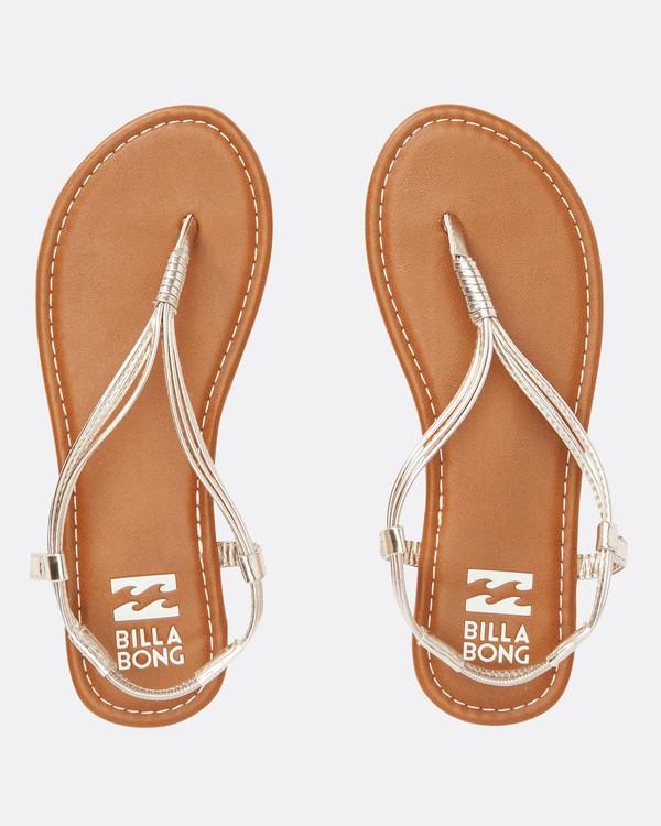0 Strand Walk Sling Back Sandals  JFOTTBST Billabong