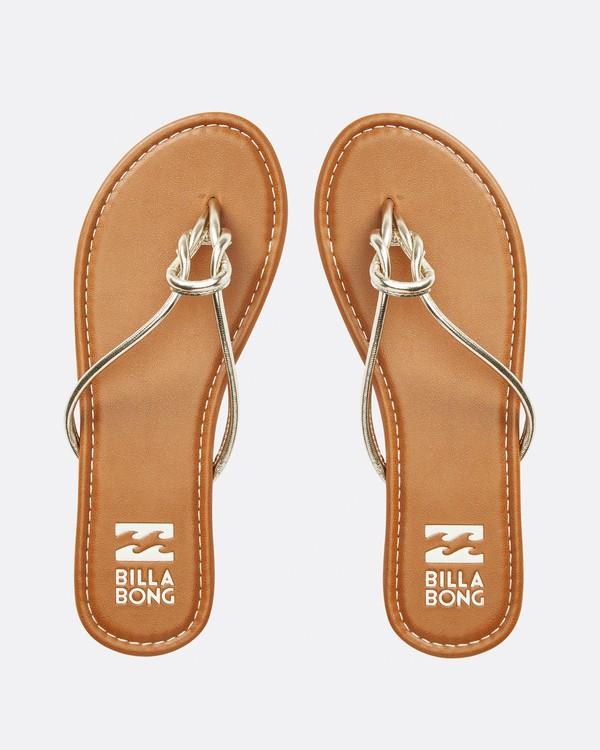 0 Why Knot Sandals Grey JFOTTBWH Billabong