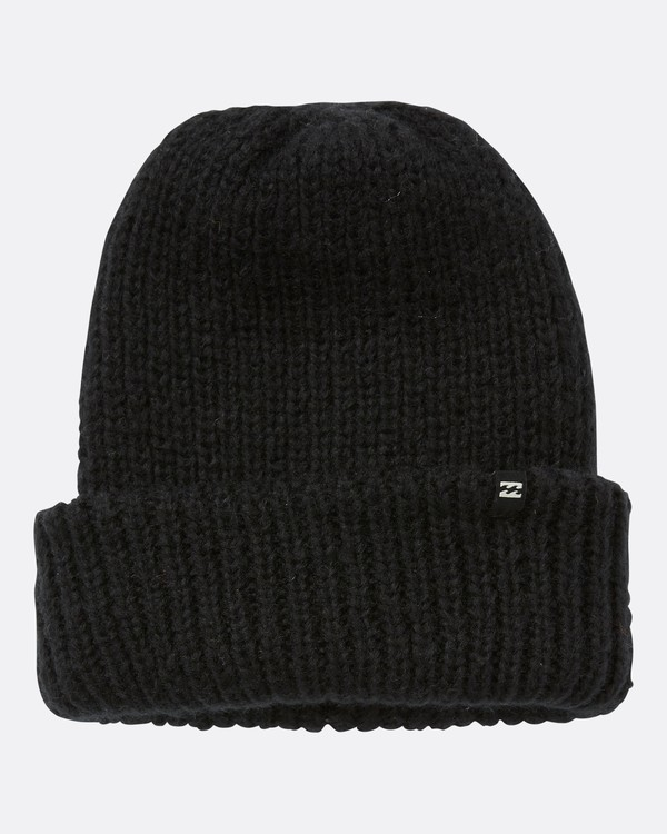 0 Women's Mountain Trip Beanie Black JSBNQMOU Billabong