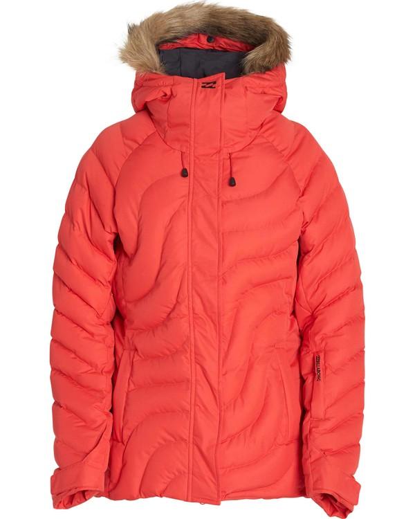 0 Soffya Jacket Red JSNJLSOF Billabong