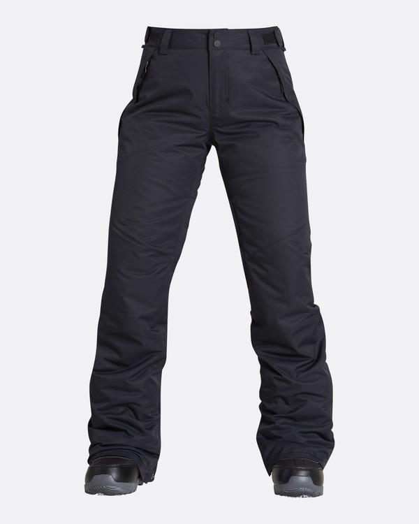 0 Women's Malla Outerwear Pants Black JSNPQMAL Billabong