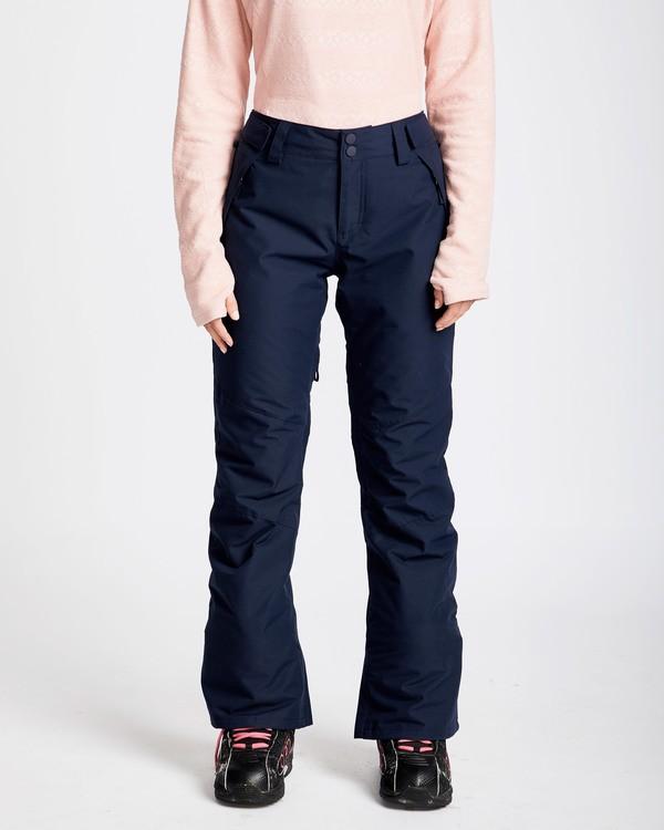 0 Women's Malla Outerwear Pants Blue JSNPQMAL Billabong