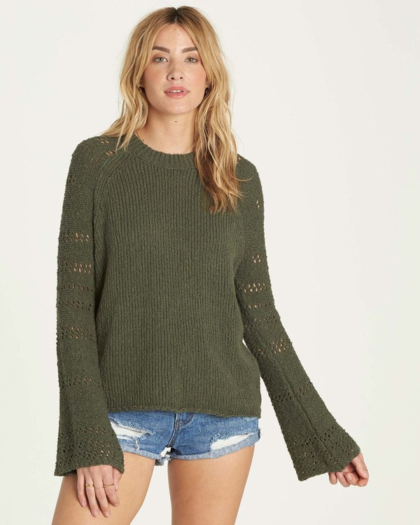0 Cozy Love Sweater  JV02MCOZ Billabong