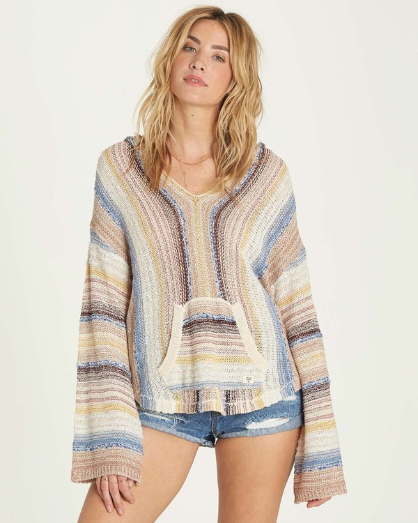 0 Baja Beach Sweater  JV03MBAJ Billabong