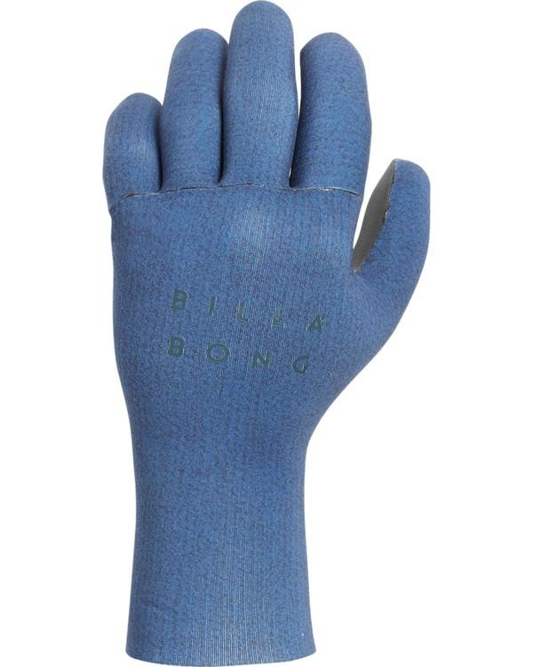 0 3mm Salty Daze Wetsuit Gloves Blue JWGLQBG2 Billabong