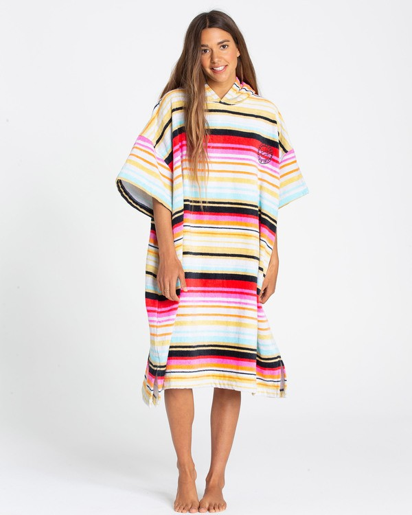 0 Hooded Towel Changing Poncho  JWTWTBHT Billabong