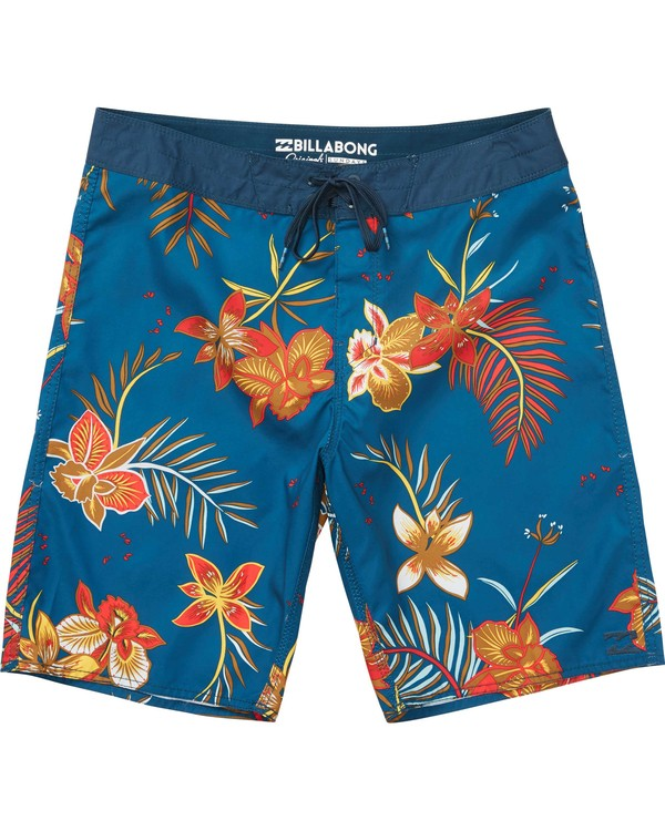 0 Boys' (2-7) Sundays OG Boardshorts Blue K162NBSU Billabong