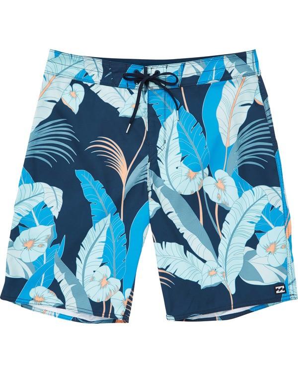 0 Boys' (2-7) Sundays OG Boardshorts Blue K162TBSO Billabong