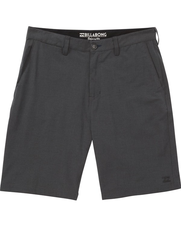 0 Boys (2-7) Crossfire X Submersibles Shorts  K201ECRX Billabong