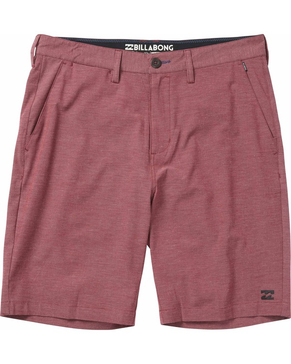 0 Boys (2-7) Crossfire X Submersibles Shorts Purple K201ECRX Billabong
