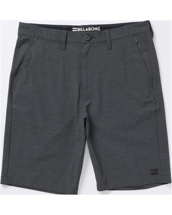 0 Boys' (2-7) Crossfire X Shorts Black K201TBCX Billabong