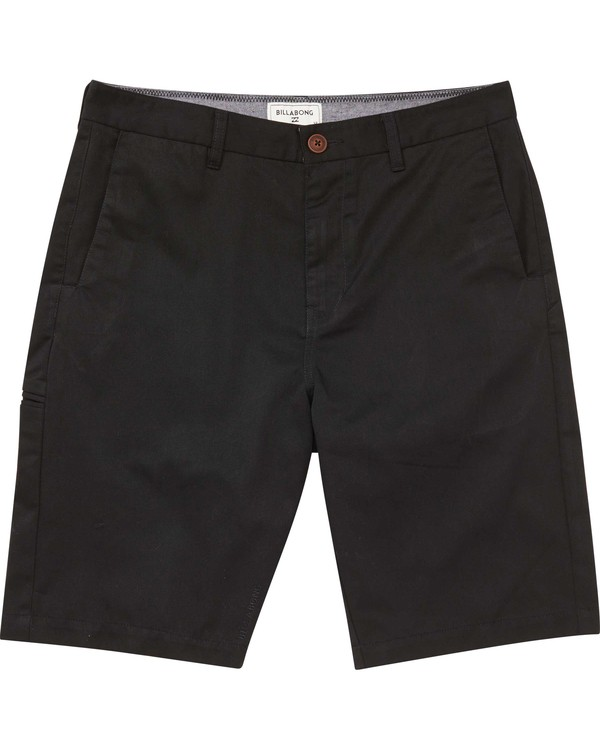 0 Boys (2-7) Carter Shorts  K215JCAR Billabong