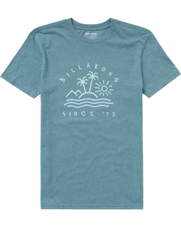 0 Boys' (2-7) Stuff Tee  K401PBST Billabong