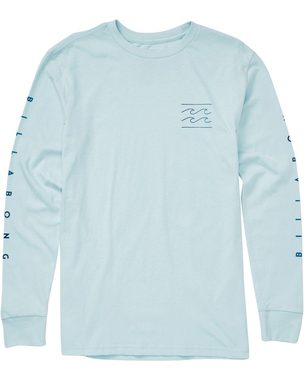 0 Boys' (2-7) Unity Sleeves Long Sleeve Tee  K405QBUS Billabong