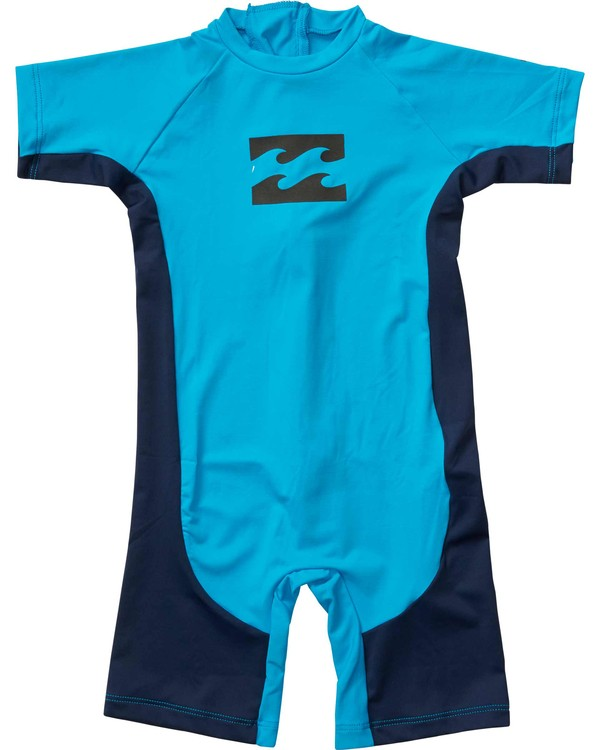 0 Toddlers Unity Springsuit Blue KWLYJUSP Billabong