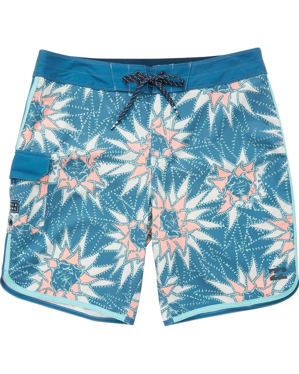 0 73 Airlite Lineup Boardshorts Blue M104QBST Billabong