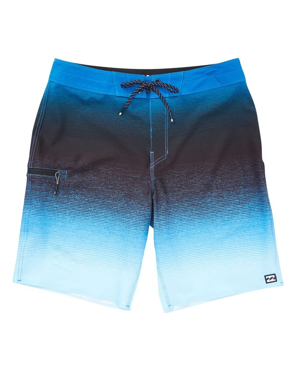 0 Fluid Airlite Boardshorts Blue M104TBFL Billabong
