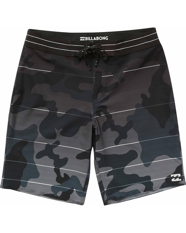 0 Fluid Airlite Boardshorts Grey M111NBFL Billabong