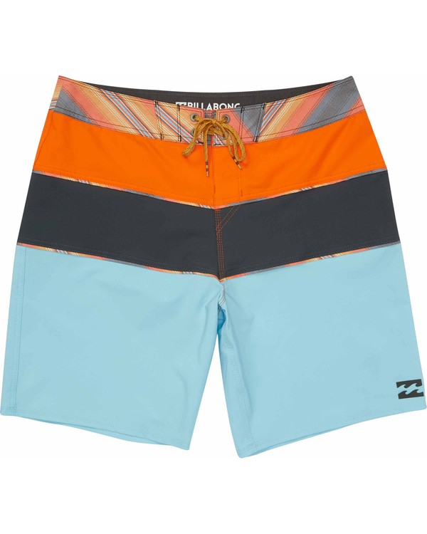 0 Tribong X Boardshorts Blue M114MTRX Billabong