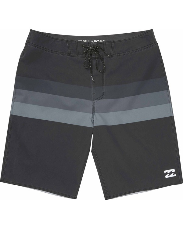 0 Momentum X Boardshorts Black M118MMOX Billabong