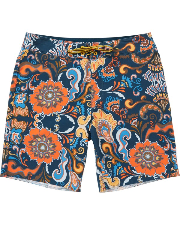 0 Sundays X Boardshorts Yellow M120NBSU Billabong