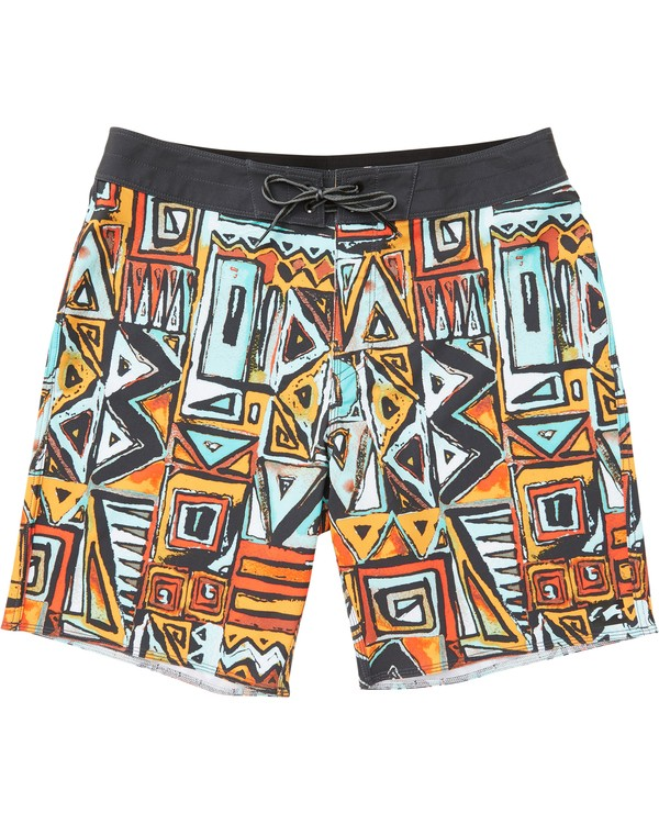 0 Sundays X Boardshorts Red M120NBSU Billabong