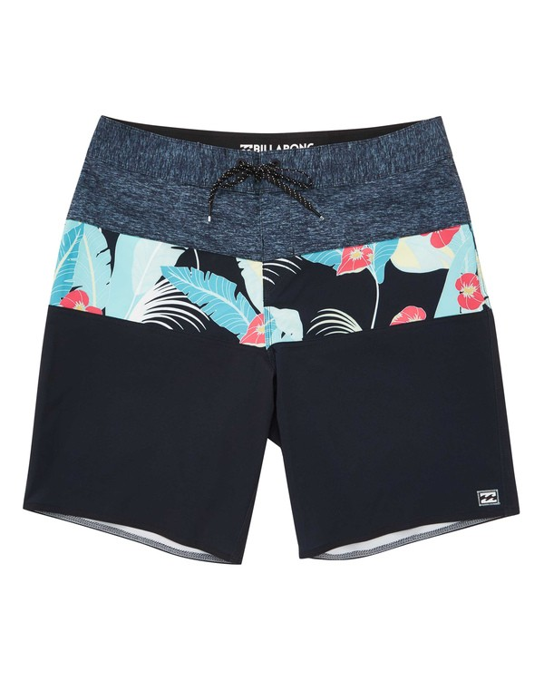 0 Tribong Pro Boardshorts Black M120TBTB Billabong