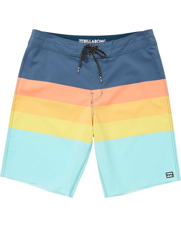 0 Momentum X Boardshorts Green M122NBMO Billabong