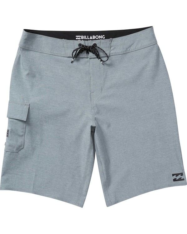 0 All Day X Boardshorts Grey M124NBAL Billabong