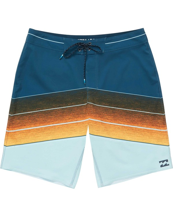 0 North Point X Boardshorts Orange M126NBNP Billabong