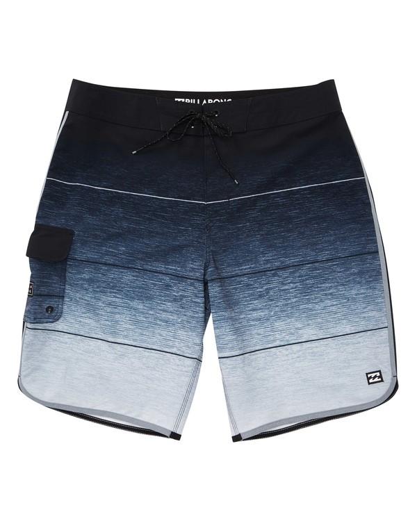 0 73 Stripe Pro Boardshorts Grey M127TBST Billabong