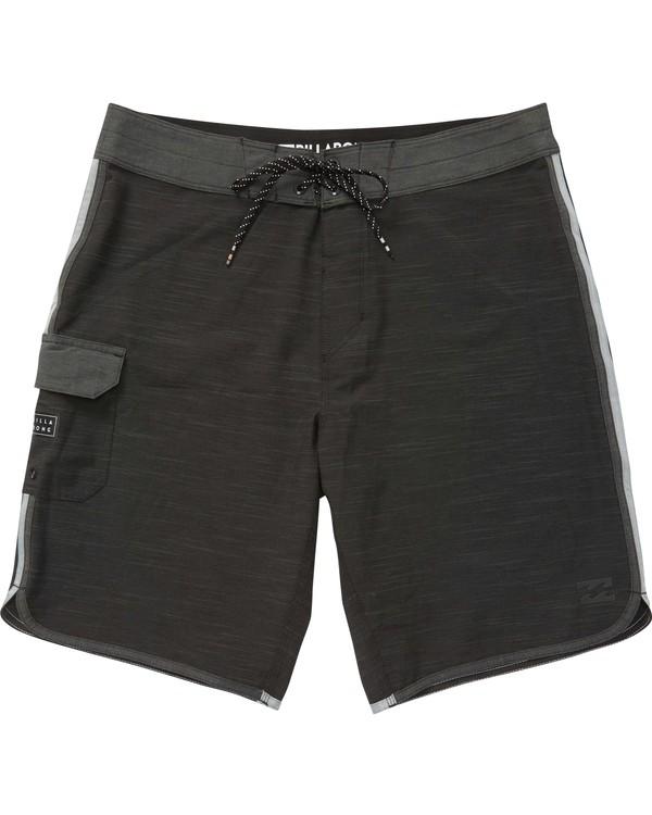 0 73 X Boardshorts Black M128NBST Billabong