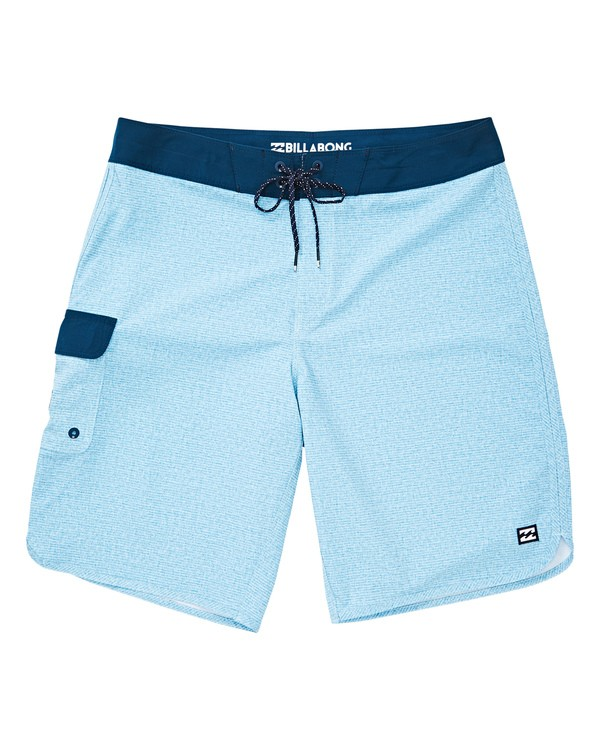 0 73 Pro Boardshorts Blue M128TBSE Billabong