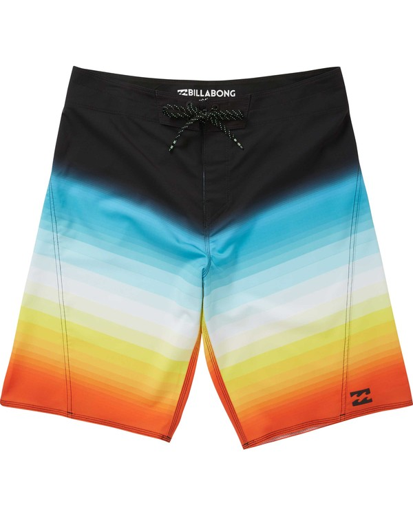 0 Fluid X Boardshorts Blue M130NBFL Billabong