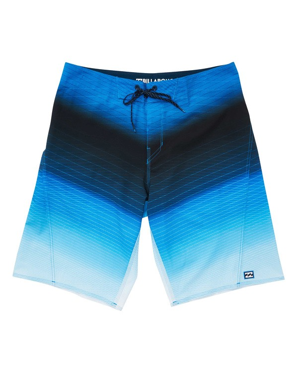 0 Fluid Pro Boardshorts Blue M131TBFL Billabong