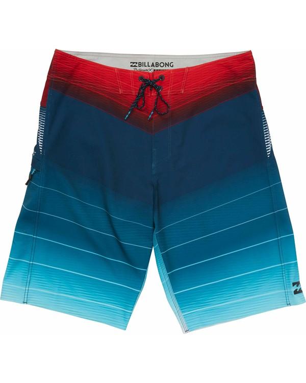 0 Fluid X Boardshorts Blue M132LFLX Billabong