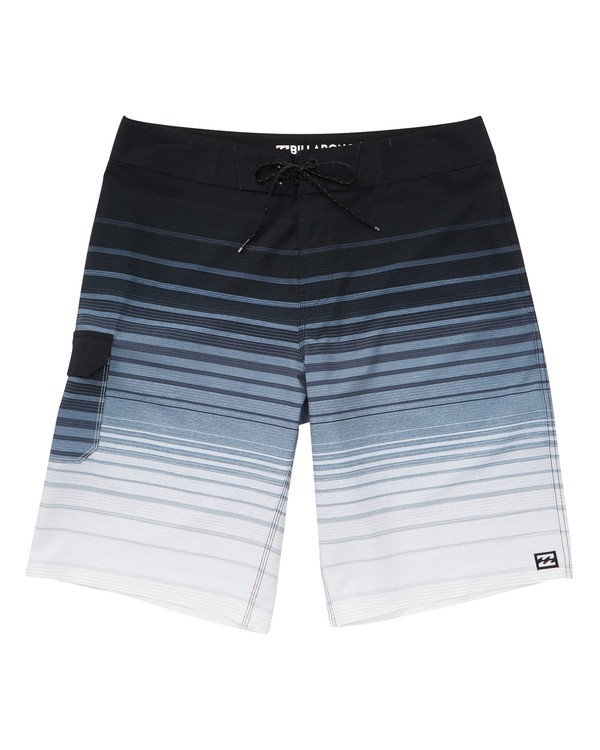 0 All Day Stripe Pro Boardshorts Black M133TBAS Billabong