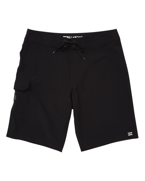 0 All Day Pro Boardshorts Black M135TBAD Billabong