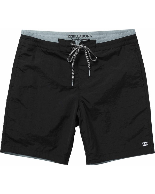 0 All Day Lo Tides Boardshorts Black M140NBAL Billabong