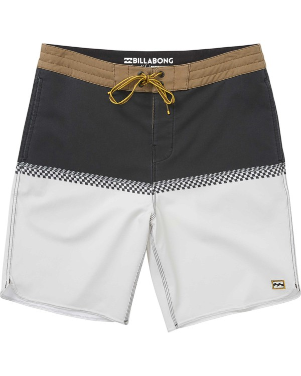 0 Fifty50 Lo Tides Boardshorts Grey M145NBFF Billabong