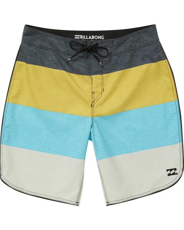 0 73 OG Stripe Boardshorts Blue M168NBSS Billabong