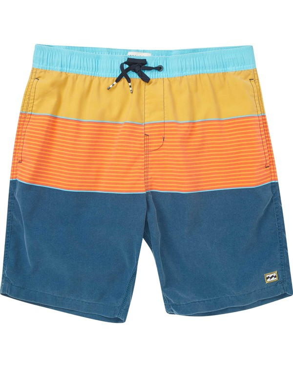 0 Tribong Layback Boardshorts Orange M181NBTB Billabong