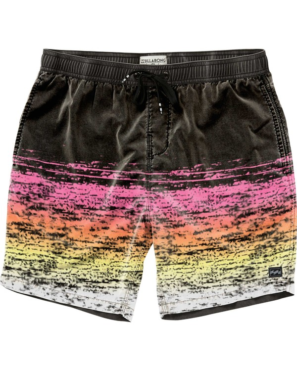 0 Sundays Layback Boardshorts Pink M182NBSU Billabong