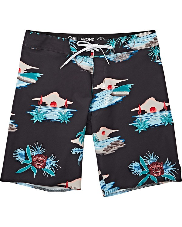 0 Cheers Parko Pro Black M199UBPR Billabong