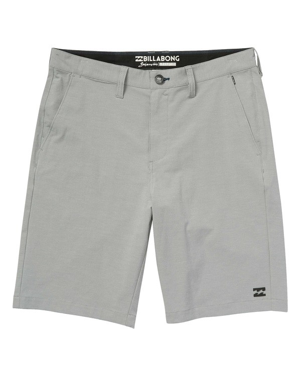 0 Crossfire X Submersibles Shorts Grey M202NBCX Billabong