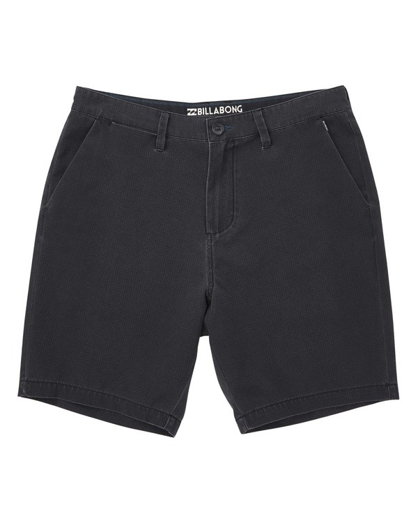 0 New Order X Overdye Shorts Black M207TBNO Billabong
