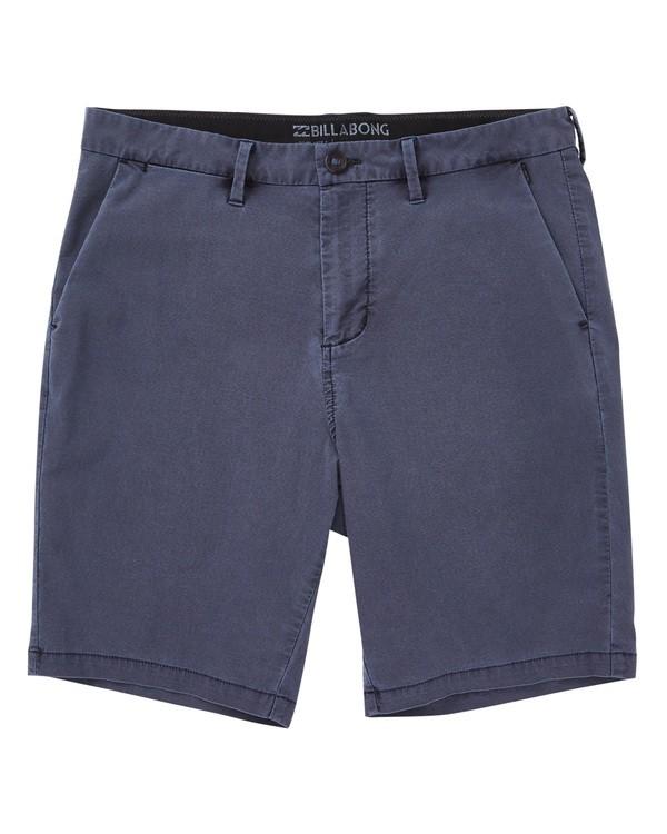 0 New Order X Overdye Shorts Purple M207TBNO Billabong