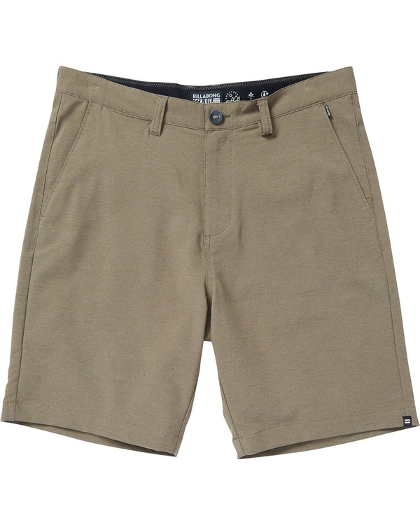 0 Surftrek Wick Shorts Brown M216NBSW Billabong